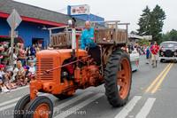 6400 Vashon Strawberry Festival Grand Parade 2013 072013