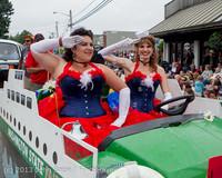 6414 Vashon Strawberry Festival Grand Parade 2013 072013