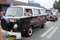 6422 Vashon Strawberry Festival Grand Parade 2013 072013