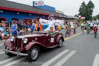 6435 Vashon Strawberry Festival Grand Parade 2013 072013