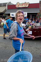6436 Vashon Strawberry Festival Grand Parade 2013 072013