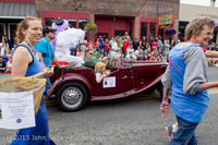 6438 Vashon Strawberry Festival Grand Parade 2013 072013