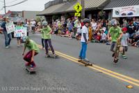 6443 Vashon Strawberry Festival Grand Parade 2013 072013