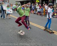 6446 Vashon Strawberry Festival Grand Parade 2013 072013