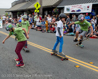 6448 Vashon Strawberry Festival Grand Parade 2013 072013