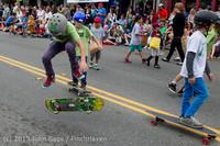 6456 Vashon Strawberry Festival Grand Parade 2013 072013