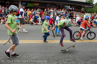 6472 Vashon Strawberry Festival Grand Parade 2013 072013