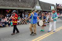 6492 Vashon Strawberry Festival Grand Parade 2013 072013