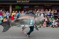 6505 Vashon Strawberry Festival Grand Parade 2013 072013