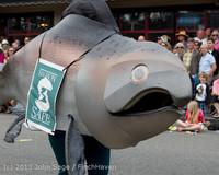 6512 Vashon Strawberry Festival Grand Parade 2013 072013