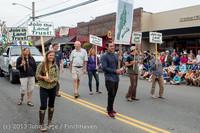 6514 Vashon Strawberry Festival Grand Parade 2013 072013