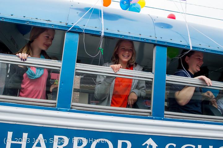 6539 Vashon Strawberry Festival Grand Parade 2013 072013
