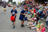 6561 Vashon Strawberry Festival Grand Parade 2013 072013