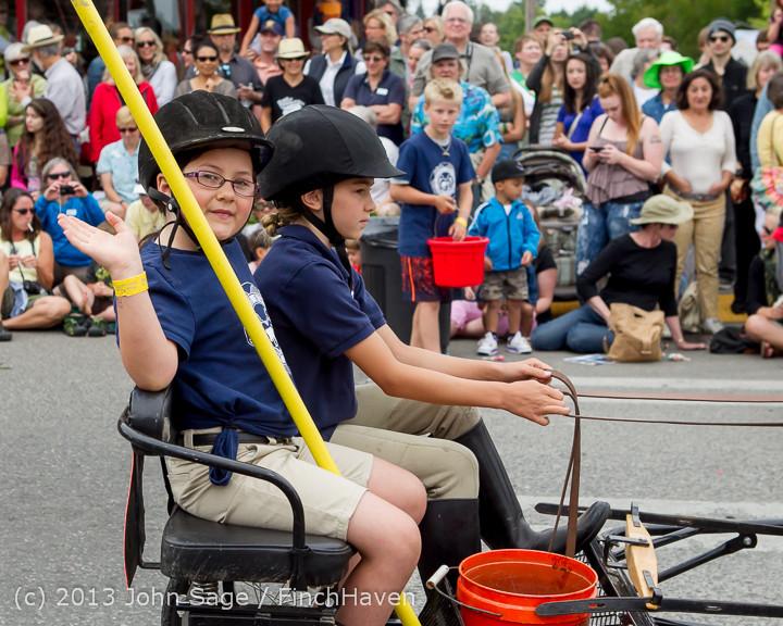 6569 Vashon Strawberry Festival Grand Parade 2013 072013