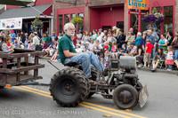 6580 Vashon Strawberry Festival Grand Parade 2013 072013