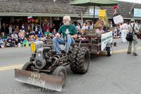 6585 Vashon Strawberry Festival Grand Parade 2013 072013