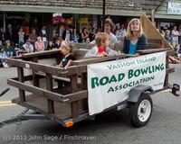 6588 Vashon Strawberry Festival Grand Parade 2013 072013