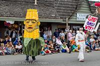 6590 Vashon Strawberry Festival Grand Parade 2013 072013