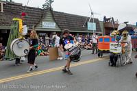 6603 Vashon Strawberry Festival Grand Parade 2013 072013