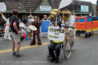 6608 Vashon Strawberry Festival Grand Parade 2013 072013