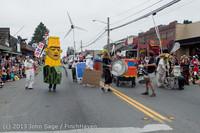 6610 Vashon Strawberry Festival Grand Parade 2013 072013