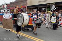 6616 Vashon Strawberry Festival Grand Parade 2013 072013