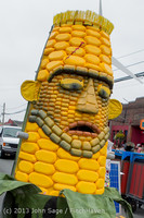 6620 Vashon Strawberry Festival Grand Parade 2013 072013