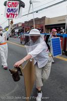 6622 Vashon Strawberry Festival Grand Parade 2013 072013