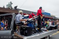 6638 Vashon Strawberry Festival Grand Parade 2013 072013