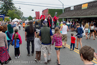 6700 Vashon Strawberry Festival Grand Parade 2013 072013