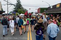 6702 Vashon Strawberry Festival Grand Parade 2013 072013