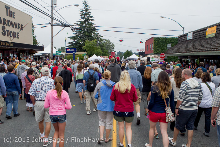 6705 Vashon Strawberry Festival Grand Parade 2013 072013