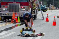 6732 VIFR Firefighter Challenge 2013 072013