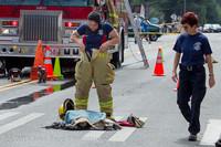 6735 VIFR Firefighter Challenge 2013 072013