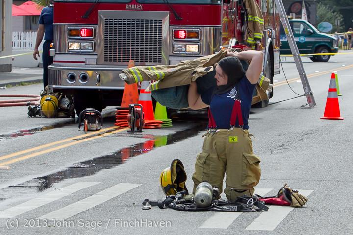 6738 VIFR Firefighter Challenge 2013 072013