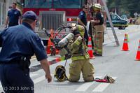 6753 VIFR Firefighter Challenge 2013 072013