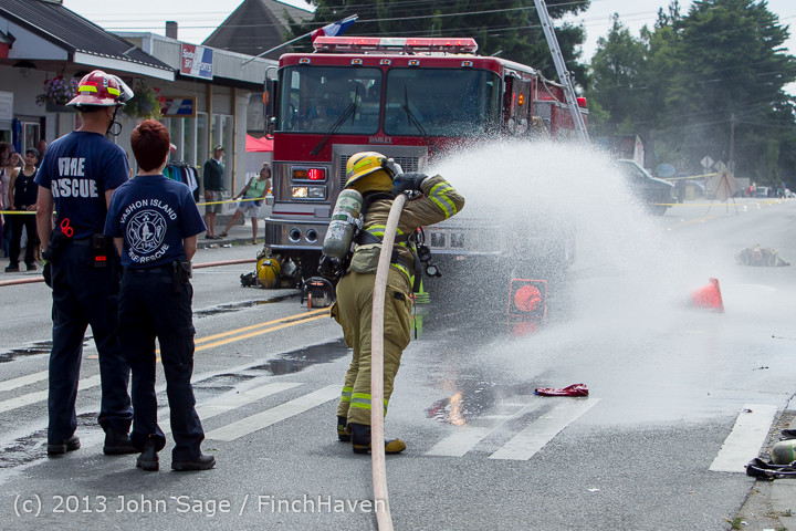 6813 VIFR Firefighter Challenge 2013 072013