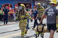 6824 VIFR Firefighter Challenge 2013 072013