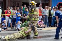 6838 VIFR Firefighter Challenge 2013 072013