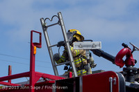 6857 VIFR Firefighter Challenge 2013 072013