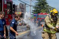 6943 VIFR Firefighter Challenge 2013 072013