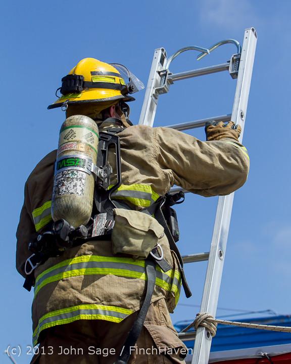 7021 VIFR Firefighter Challenge 2013 072013