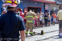 7055 VIFR Firefighter Challenge 2013 072013