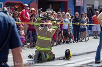 7063 VIFR Firefighter Challenge 2013 072013