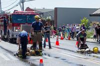 7164 VIFR Firefighter Challenge 2013 072013