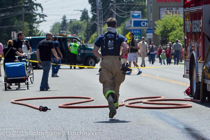 7173 VIFR Firefighter Challenge 2013 072013