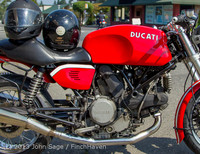 6657 Vintage Motorcycle Enthusiasts 2014 082414