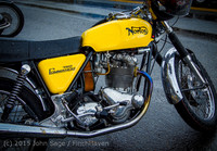 5766 Vintage Motorcycle Enthusiasts 2015 083015