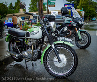 5796 Vintage Motorcycle Enthusiasts 2015 083015