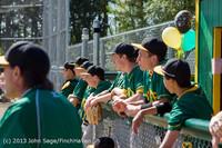 7785 Baseball v Life-Chr Seniors Night 050113